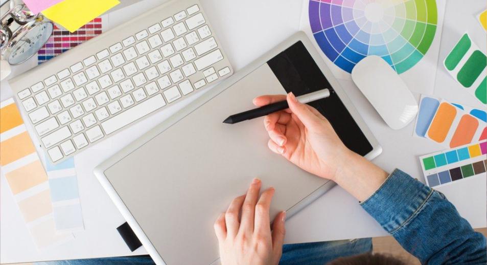 graphic designer in sikar
