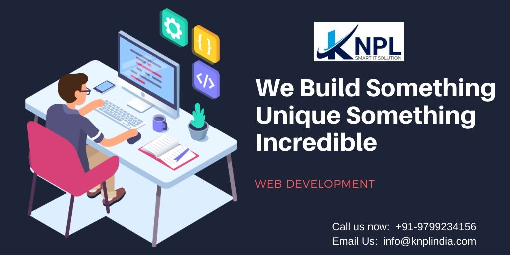 Web development in jaipur