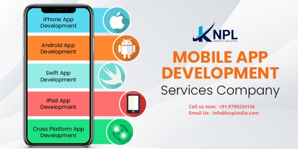 Mobile App Development Company Jaipur, India